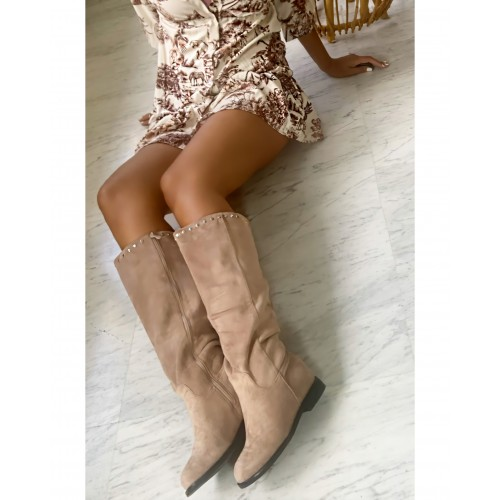 BOTAS BOSTON BEIGE